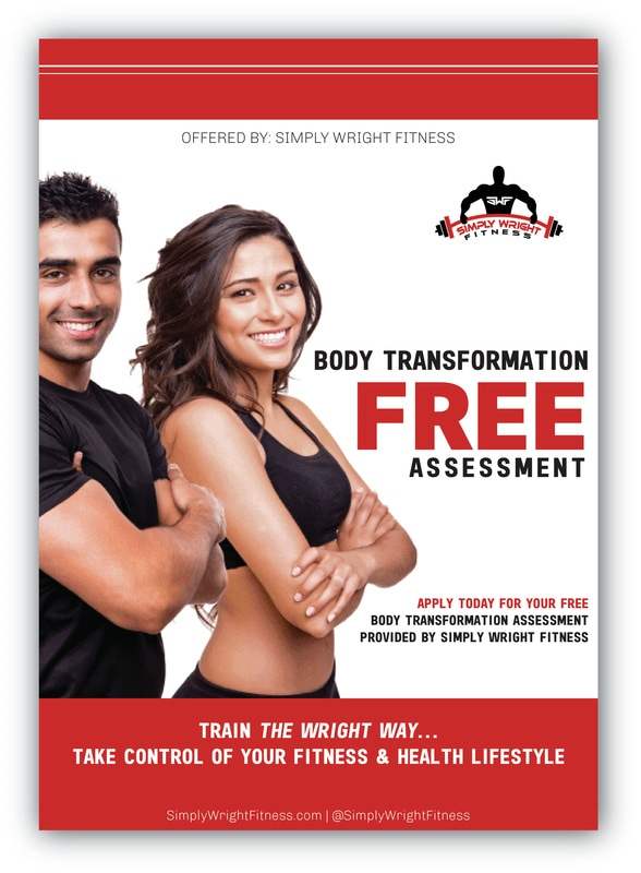 Simply Wright Fitness - Free Body Transformation Assessment